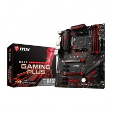 M/B MSI B450 GAMING PLUS