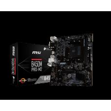 M/B MSI B450M PRO-M2