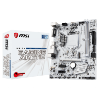 M/B MSI H310M GAMING ARCTIC