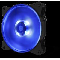 Ventilador Cooler Master MasterFan MF120L Blue Led 12cm