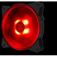 Ventilador Cooler Master MasterFan MF120L Red Led 12cm