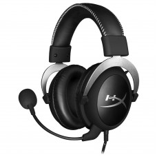 Audifonos Gamer HyperX Cloud Pro Gaming Silver