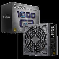 FUENTE DE PODER EVGA SuperNOVA 1000W G3 80 Plus Gold Full modular
