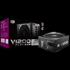 Fuente de Poder CoolerMaster V1200 80 plus Platinum