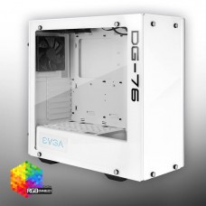 GABINETE EVGA DG-76 Alpine White Mid-Tower
