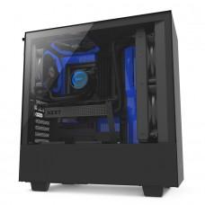 GABINETE NZXT H500 BLACK/BLUE