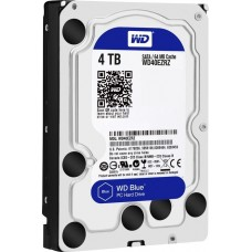 "DISCO DURO 3.5"" WESTERN DIGITAL WD Blue 4TB, SATA 6Gb / s"