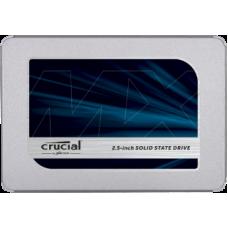 Disco Duro SSD INTERNO 2.5 Crucial MX500 1TB 3D NAND SATA(con adaptador de 9,5 mm)