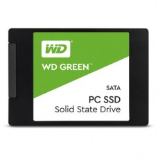 "DISCO DURO 2.5"" SSD WESTERN DIGITAL GREEN 240GB"