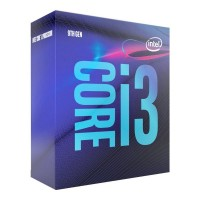 INTEL CPU CORE I3 9100F 3.6 GHZ