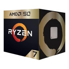 AMD CPU RYZEN 7 2700X 3.7GHZ (AMD 50th GOLD EDITION)