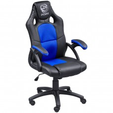 Silla Gamer MAD RACER V6 DARK BLUE MADV6AZ