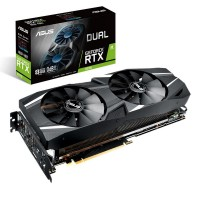TARJETA DE VIDEO ASUS DUAL GEFORCE RTX 2070 8GB GDDR6