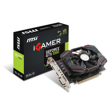Tarjeta de Video MSI GeForce GTX 1060 IGAMER 6G OC