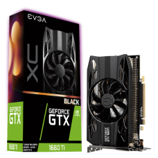 TARJETA DE VIDEO EVGA GTX 1660Ti XC Black GAMING