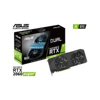 TARJETA DE VIDEO ASUS GEFORCE RTX 2060 SUPER DUAL EVO GDDR6