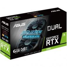 TARJETA DE VIDEO ASUS DUAL RTX 2060 6GB AUTO-EXTREME