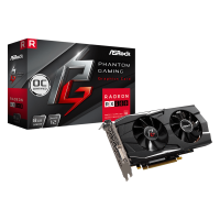 Tarjeta de Video AsRock RX 580 Phantom Gaming D Radeon 8G OC