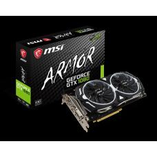 Tarjeta de Video MSI GeForce GTX 1080 ARMOR 8G OC