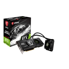 Tarjeta de Video MSI GeForce RTX 2080 SEA HAWK X 8GB GDDR6