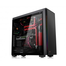 Gabinete Thermaltake Versa C23 Tempered Glass  RGB Edition