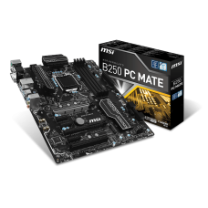 M/B MSI B250 PC MATE