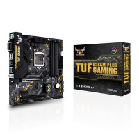 M/B ASUS TUF B365M-PLUS GAMING