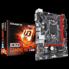 M/B GIGABYTE B360M GAMING HD
