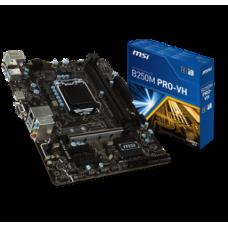 M/B MSI B250M PRO-VH