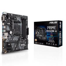 M/B ASUS PRIME B450M-A/CSM