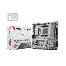 M/B MSI B350M MORTAR ARCTIC