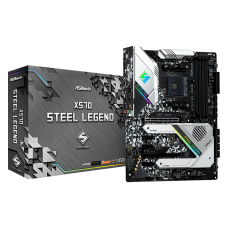 M/B ASROCK X570 STEEL LEGEND
