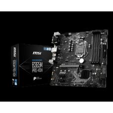 M/B MSI B365M PRO-VDH