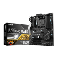 M/B MSI B350 PC MATE