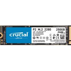DISCO DURO SSD NVME CRUCIAL P2 250GB SSD M.2 2280 PCIE
