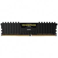 MEMORIA CORSAIR VENGEANCE LPX 8GB 3000MHz DDR4 BLACK