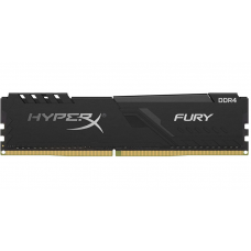 MEMORIA RAM KINGSTON HYPERX FURY DDR4 2666 MHz 16GB DDR4