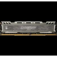 CRUCIAL BALLISTIX SPORT LT Gray 8GB 2400MHz DDR4