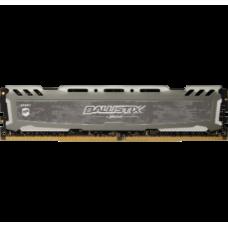 CRUCIAL BALLISTIX SPORT LT Gray 4GB 2400MHz DDR4