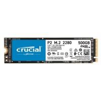 DISCO DURO SSD NVME CRUCIAL P2 500GB SSD M.2 2280 PCIE