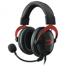 AUDIFONOS KINGSTON HYPERX CLOUD II RED