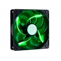 COOLERMASTER SICKLEFLOW X 120M LED GREEN
