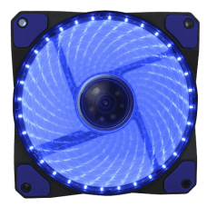 COOLER GAMEMAX GALEFORCE 32 LED BLUE  120MM GMX-GF12B