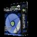 COOLER GAMEMAX GALEFORCE 32 LED BLUE  120MM GMX-GF12B