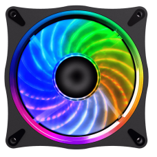 COOLER GAMEMAX RAINBOW 120MM GMX-12RAINBOW-D