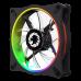 COOLER GAMEMAX RAINBOW 120MM GMX-12RAINBOW-D