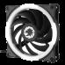 COOLER GAMEMAX RINGFORCE LED RED 120 MM (GMX-RF12-R)