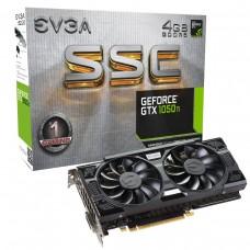 Tarjeta de Video EVGA GeForce GTX 1050Ti SSC GAMING 4GB GDDR5