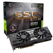 Tarjeta de Video EVGA GTX 1060 SSC DT GAMING 6GB GDDR5