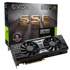 Tarjeta de Video EVGA GeForce GTX 1060 SSC GAMING 6GB GDDR5